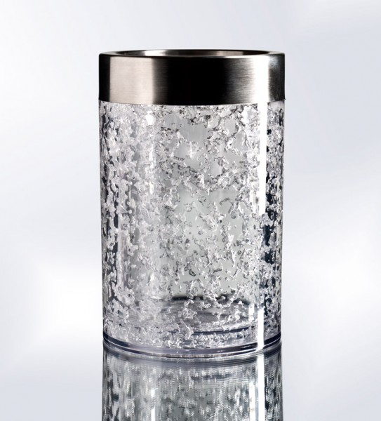 Flaschenkühler Crushed Ice
