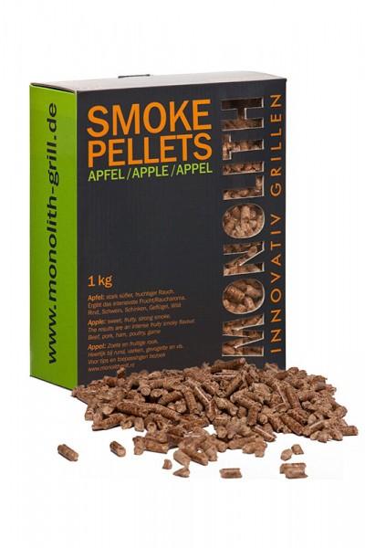 Smoke Pellets Apfel von Monolith