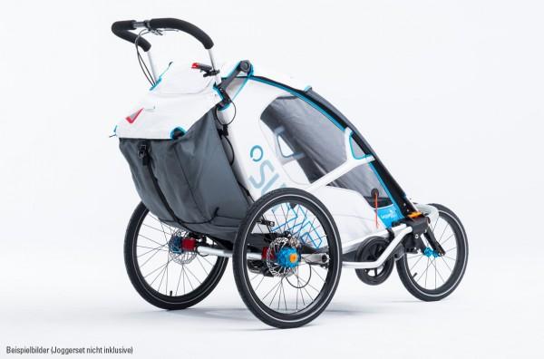 Leggero Enso Sail Family Kinder-Fahrradanhänger