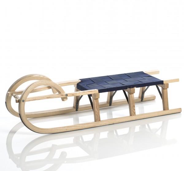 Hörnerrodel Esche Standard Plus - Gurtsitz - 115cm