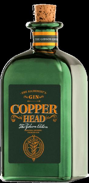 Copperhead The Gibson Edition Gin 40% vol. 500ml