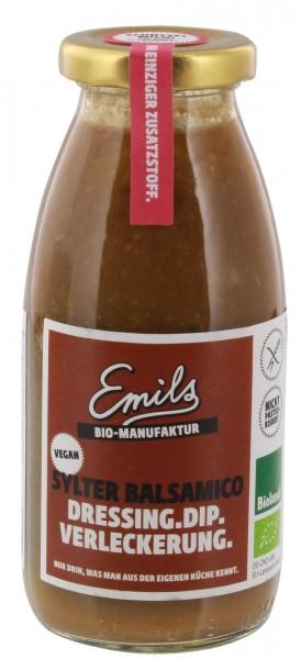 Emils- Sylter Dressing mit Balsamico (Bioland) 250ml